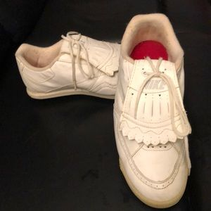 Vintage Nike Women's Colwood Golf Shoes.